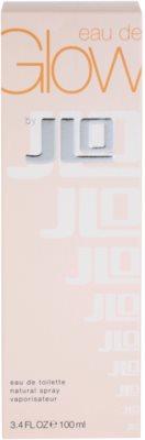 Jennifer Lopez Eau de Glow toaletní voda pro ženy 4