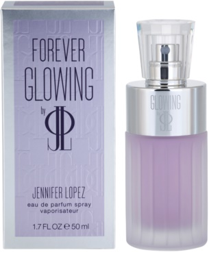 Jennifer Lopez Forever Glowing eau de parfum nőknek