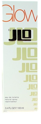 Jennifer Lopez Glow by JLo Eau de Toilette para mulheres 3