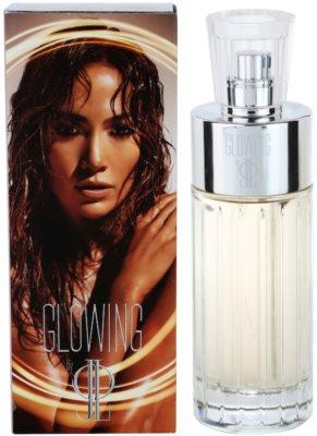 Jennifer Lopez Glowing Eau de Parfum para mulheres