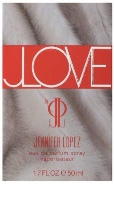 Jennifer Lopez JLove woda perfumowana dla kobiet 4