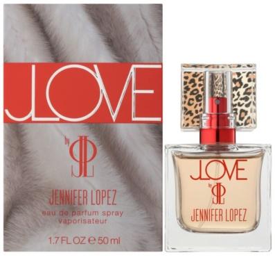 Jennifer Lopez JLove Eau De Parfum pentru femei