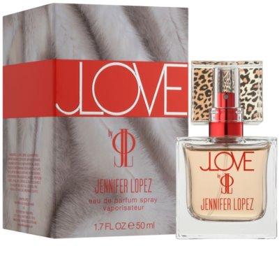 Jennifer Lopez JLove woda perfumowana dla kobiet 1