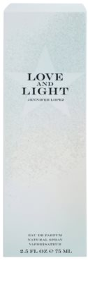 Jennifer Lopez Love and Light Eau de Parfum für Damen 4