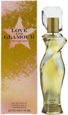 Jennifer Lopez Love & Glamour parfémovaná voda pre ženy