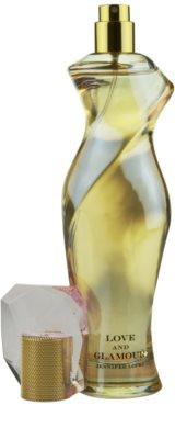 Jennifer Lopez Love & Glamour Eau de Parfum para mulheres 3