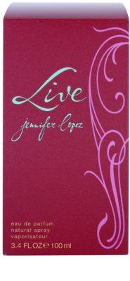 Jennifer Lopez Live Eau De Parfum pentru femei 4