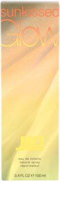 Jennifer Lopez Sunkissed Glow by Jlo eau de toilette para mujer 4