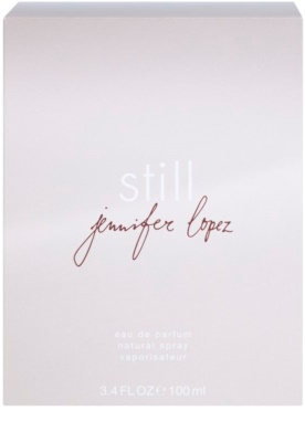 Jennifer Lopez Still Eau de Parfum für Damen 4