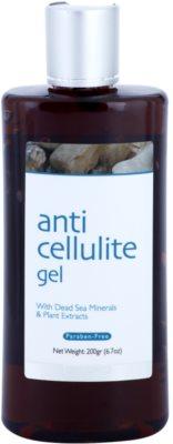 Jericho Body Care gel contra la celulitis