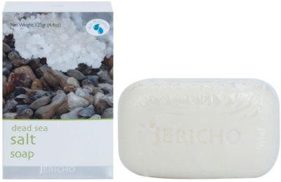 Jericho Body Care jabón con sal marina