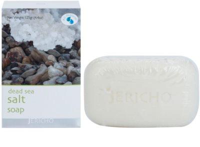 Jericho Body Care sabonete com sal marinho