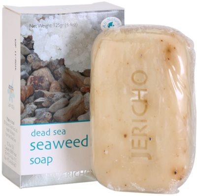 Jericho Body Care mýdlo s mořskými řasami