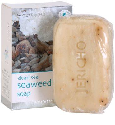 Jericho Body Care sabonete com algas marinhas