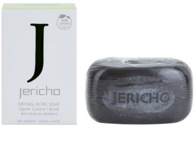 Jericho Body Care мило проти акне