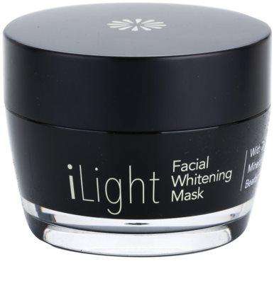 Jericho iMask Collection iLight mascarilla facial iluminadora con minerales del Mar Muerto