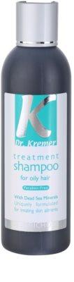Jericho Dr. Kremer Treatment champú para cabello graso