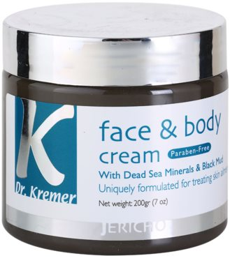 Jericho Dr. Kremer Face & Body crema pentru fata si corp