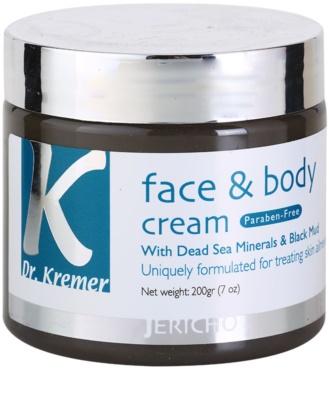 Jericho Dr. Kremer Face & Body creme de rosto e corpo