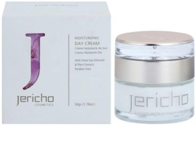 Jericho Face Care crema de día suavizante