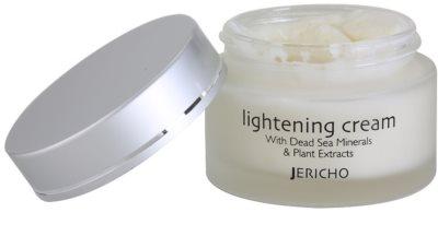 Jericho Face Care crema iluminatoare impotriva petelor 1
