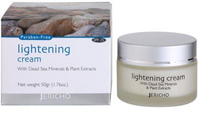 Jericho Face Care crema iluminatoare impotriva petelor 3