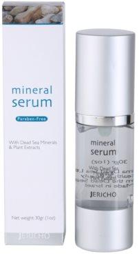 Jericho Face Care Mineralienserum für Gesicht und Hals 2