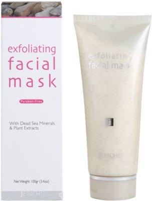 Jericho Face Care Peelingmaske für das Gesicht 2