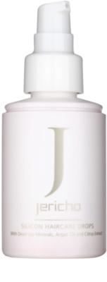 Jericho Hair Care óleo nutritivo  para pontas de cabelo