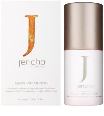 Jericho Hair Care vyživující olej na konečky vlasů 2