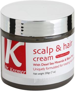 Jericho Dr. Kremer Scalp & Hair maska do włosów i skóry głowy z minerałami z Morza Martwego