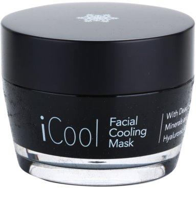 Jericho iMask Collection iCool masca faciala cu efect de racorire cu minerale de la Marea Moarta
