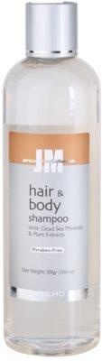 Jericho Men Collection szampon do włosów i ciała