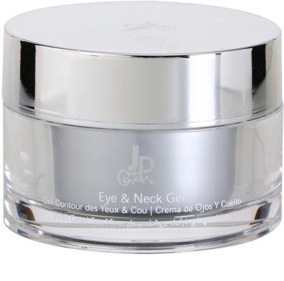 Jericho Premium gel para contorno de ojos y cuello  con minerales del Mar Muerto