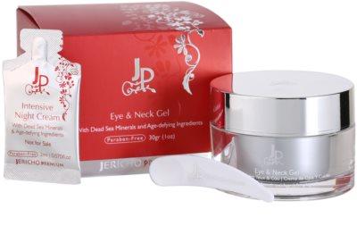 Jericho Premium Gel für Augen und Hals mit Mineralien aus dem Toten Meer 2