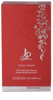 Jericho Premium aktivacijski serum z minerali Mrtvega morja 4