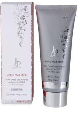 Jericho Premium reinigende Schlamm-Maske für alle Hauttypen 2