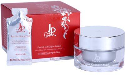 Jericho Premium masca pentru fata cu colagen 2