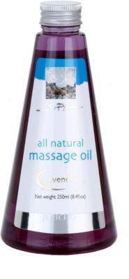 Jericho Body Care SPA masážny olej