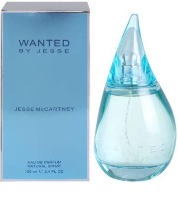 Jesse McCartney Wanted By Jesse parfémovaná voda pro ženy