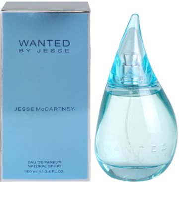 Jesse McCartney Wanted By Jesse woda perfumowana dla kobiet