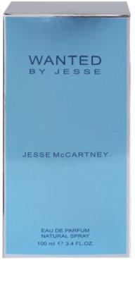 Jesse McCartney Wanted By Jesse eau de parfum para mujer 4