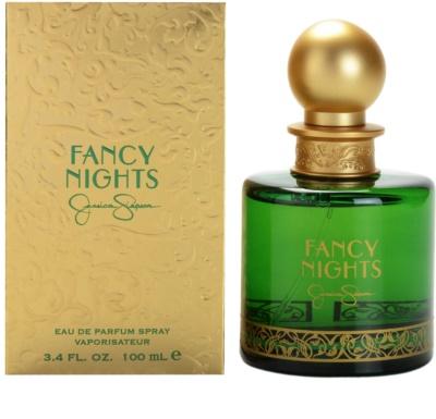 Jessica Simpson Fancy Nights Eau de Parfum para mulheres