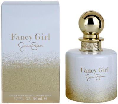 Jessica Simpson Fancy Girl Eau de Parfum para mulheres
