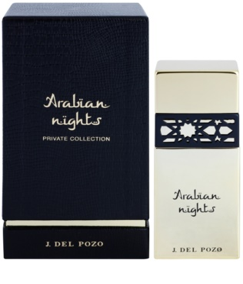 Jesus Del Pozo Arabian Nights Private Collection Man Eau de Parfum for Men
