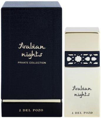Jesus Del Pozo Arabian Nights Private Collection Man Eau de Parfum für Herren