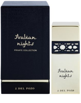 Jesus Del Pozo Arabian Nights Private Collection Man Eau de Parfum para homens