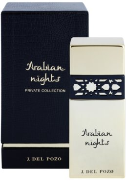 Jesus Del Pozo Arabian Nights Private Collection Man eau de parfum para hombre 2