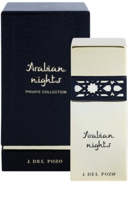 Jesus Del Pozo Arabian Nights Private Collection Man Eau de Parfum para homens 2
