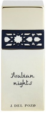 Jesus Del Pozo Arabian Nights Private Collection Man eau de parfum para hombre 4
